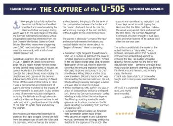 Reader Review of The Capture of the U-505